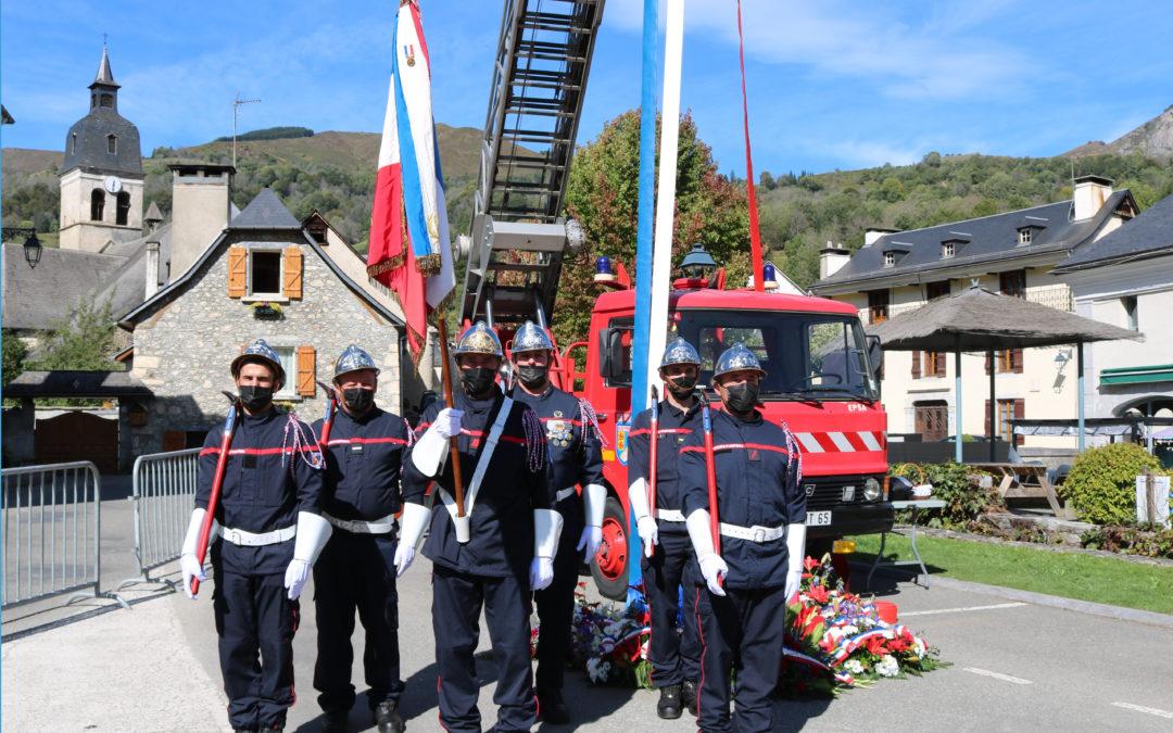 [ Journée Nationale des Sapeurs-Pompiers et Congrès Départemental 👨🚒🇫🇷 ]